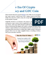 GDC Coin- Particular Analysis For Professional Crypto Currency Exchange