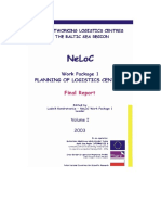 Logistic Center Handbook
