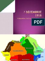 formarea statului national unitar roman.ppt