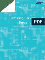 Samsung January Service