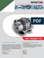Falk Steelflex Gitterkupplung T10