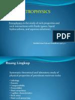 kuliah 1 (Petrophysics)