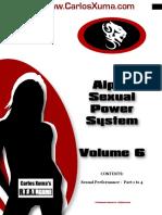 Alpha Sexual Power Vol 6
