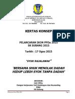 Kertas Konsep Pelancaran IKON PPDa 2015