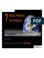 Plastic and Tire Pollution - Pyrocrat Systems