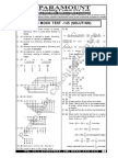 Ssc Mock Test- Solution -145