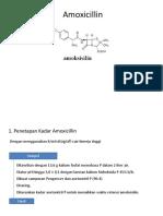 AMOKSISILIN PPT