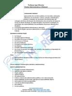 Edital Em Tópicos TRE-RJ