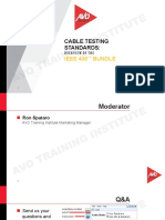 01 Cable Testing Standards Overview of the IEEE 400 Bundle Copy