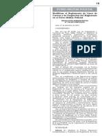2012-10-28_modifica Ley Linea de Carrera Fuero Militar