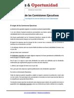La Guía de Las Comisiones Ejecutivas