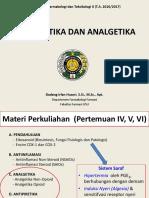 Pert 2 Analgetika Dan Antipiretika