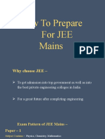 How to Prepare for JEE Main 2018
