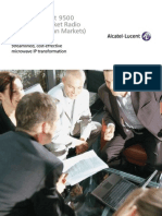 Alcatel-Lucent 9500-MPR Brochure NA