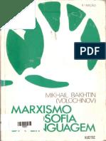 0001. BAKHTIN, Mikhail. Marxismo e filosofia da linguagem.pdf