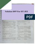 Solutions Dpp Free