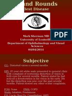 2014 04 04 Best Disease Mark Sherman
