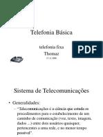 1.Telefonia Basica