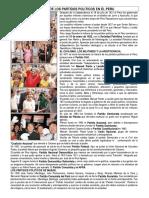 Historia de Los Partidos Politicos en El Peru
