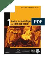 Artc3adculo Lc3b3pez Puccio Revista de Investigaciones en Tc3a9cnica Vocal