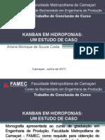 Ppt - Tcc Kanban Em Hidroponias