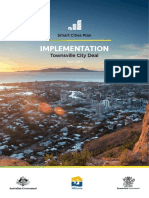 Townsville City Deal Implementation Plan