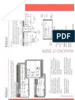 AutoCad LT 2009 Quick Reference