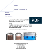 V01 2014 Manual de Operare Si Intretinere AQUAmax PROFESSIONAL XL