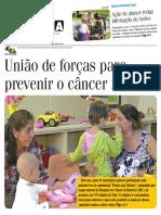 Isa Colli - Tribuna do Planalto -Jornal Impresso Goiania 05-06-2016-Escola