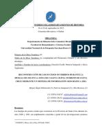 2015 - Zubimendi - Reconstruccion Sucesos Huelga Caleta Olivia