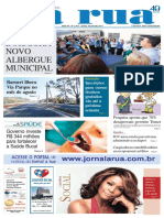 Isa Colli no Jornal A Rua 28_ARUA