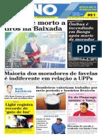Isa Colli no Jornal O Povo do Rio de Janeiro em 23 DE AGOSTO DE 2017
