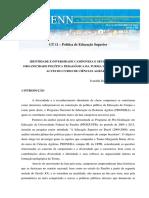 IDENTIDADE E DIVERSIDADE CAMPONESA E SEUS REFLEXOS NA  ORGANICIDADE POLÍTICA PEDAGÓGICA DA TURMA MARGARIDAMARIA  ALVES DO CURSO DE CIÊNCIAS AGRÁRIAS