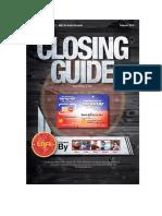 Closing Guide 3rd Edition 2016 MMGUIA