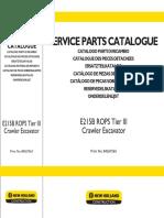 Catalogo escavadeira E215B.pdf