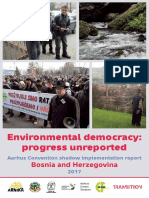 Environmental democracy