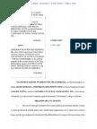 Federal lawsuit - Marijuana Should Not Be Schedule 1