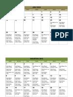 Kalender Piket Kkn 2016 2