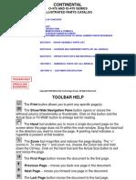 TCM 470 PartsManual