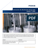 Soxtec 2000 Solution Brochure_ES PDF