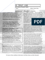 Sep - Oct 2004 Trout Line Newsletter, Tualatin Valley Trout Unlimited