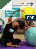 Ebook - Classe de Pilates Clinico APPI Com Bola