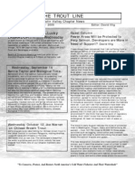 Sep - Oct 2005 Trout Line Newsletter, Tualatin Valley Trout Unlimited