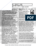 Apr - May 2006 Trout Line Newsletter, Tualatin Valley Trout Unlimited