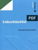 Os Índios Na História Do Brasil - Almeida, Maria Regina Celestino De