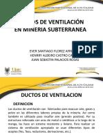 Exp. Ductos de Ventilacion