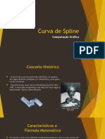 Curva de Spline