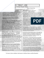 Jun - Jul 2006 Trout Line Newsletter, Tualatin Valley Trout Unlimited