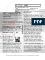 Aug - Sep 2006 Trout Line Newsletter, Tualatin Valley Trout Unlimited