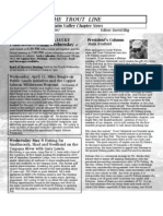 Apr - May 2007 Trout Line Newsletter, Tualatin Valley Trout Unlimited